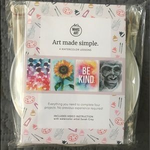 Make Art - Art Made Simple - Watercolor Kit